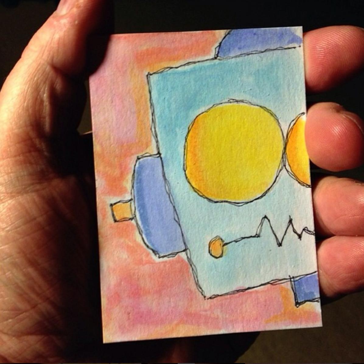 Emo Punk Robot