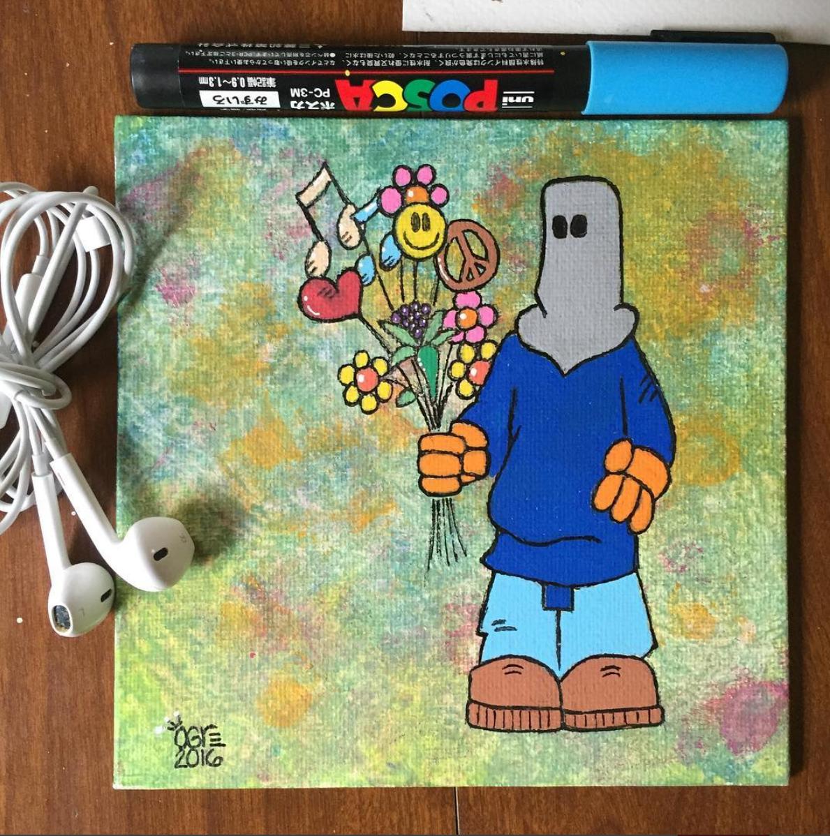 Hippie Hangman