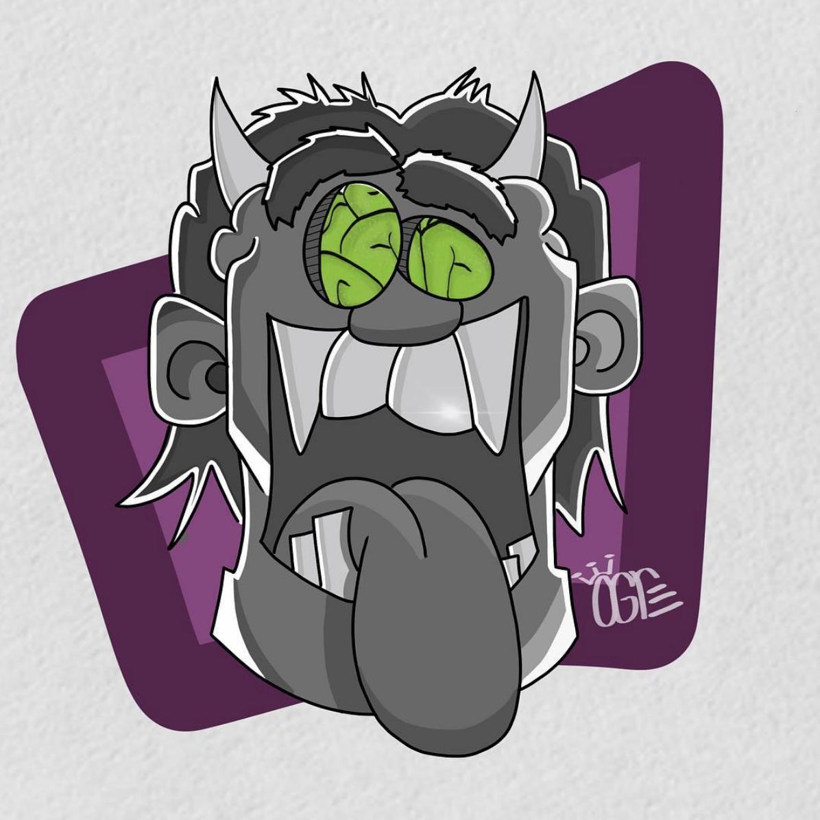 Hollow Head Creature
